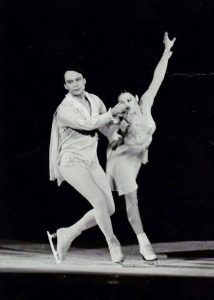 Валерий Бабицкий- балет на льду