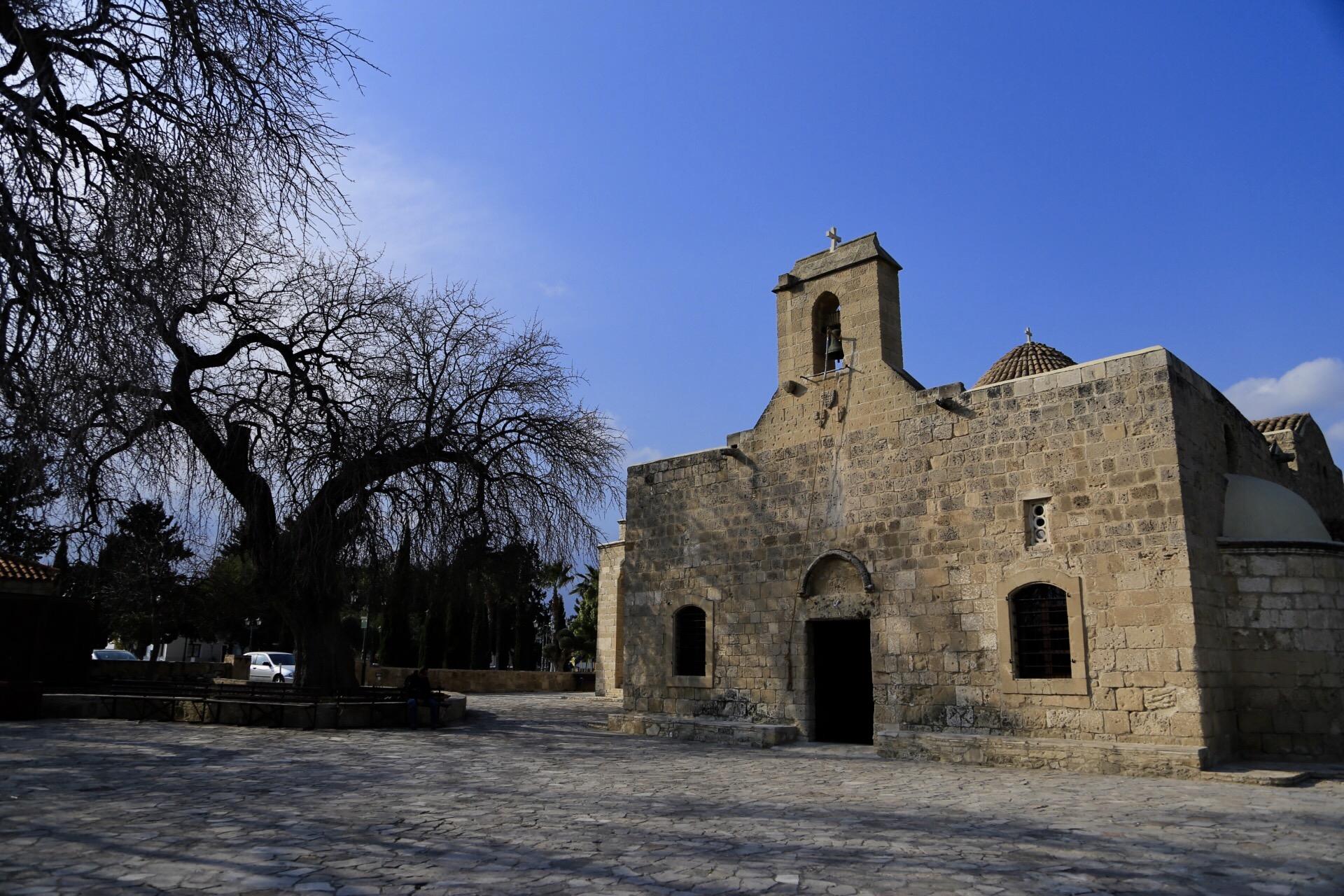 церковь Панагии Ангелоктисти