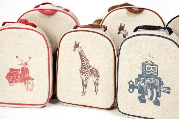 экологичные рюкзаки для детей